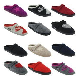 Das Bild wird geladen NANGA-Hausschuhe-Damen-Herren-Huettenschuhe-Pantoffeln -Slipper-Schuhe- 3e2a25cf2c
