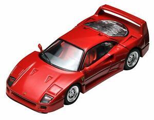 TOMICA LIMITED Vintage Neo 1/64 TLV-NEO Ferrari F40 rouge avec suivi NEUF