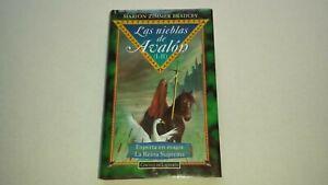 Libro-LAS-NIEBLAS-DE-AVALoN-I-y-II-Circulo-de-Lectores-601-pag