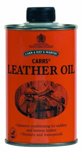 Carr /& Day /& Martin Carrs Leather Conditioning Oil For Very Dry Cracked Leather