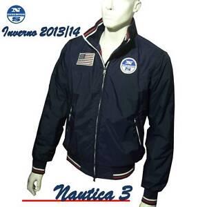 Giubbotto 54 Sailor Sails North Taglia Invernale T Uomo Ita Da Xxl Blu 6wgnqfxT4