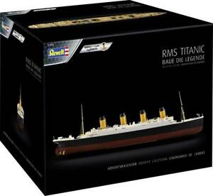 Adventskalender RMS Titanic - 2021