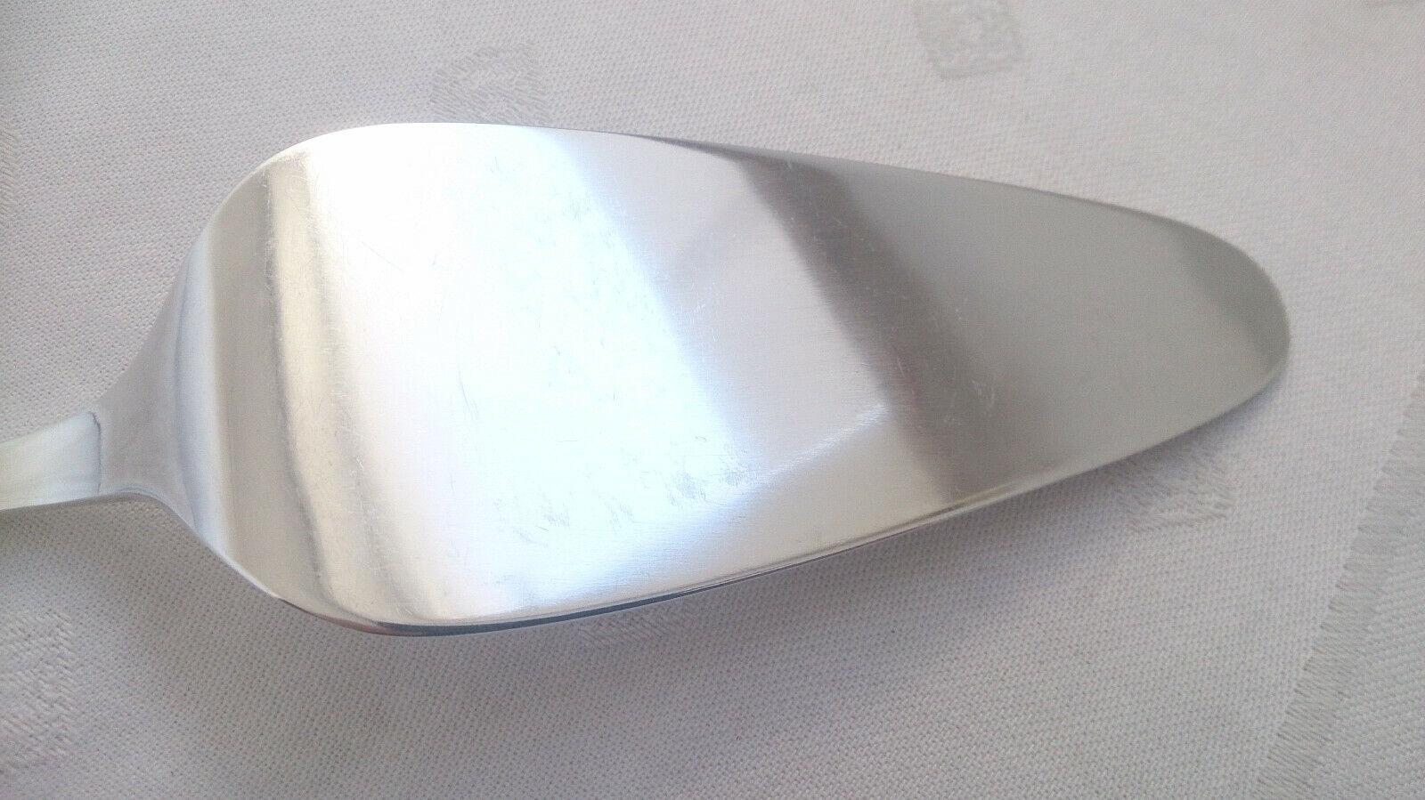 WMF Brasilia versilbert auf cromargan cromargan cromargan 1 Tortenheber 21,4 cm 90er Silber TOP | Adoptieren  357237
