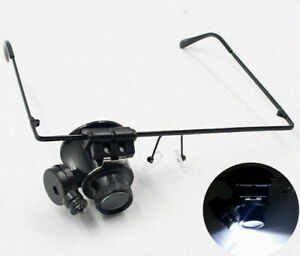 20X-Glasses-Type-Magnifier-Watch-Repair-Tool-with-Two-LED-Lights-Professional
