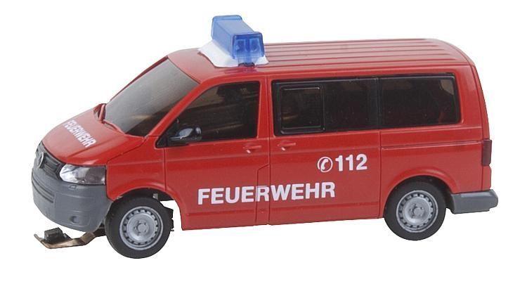 Faller h0 161563 VW t5 vigili del fuoco  Wiking  MERCE NUOVA