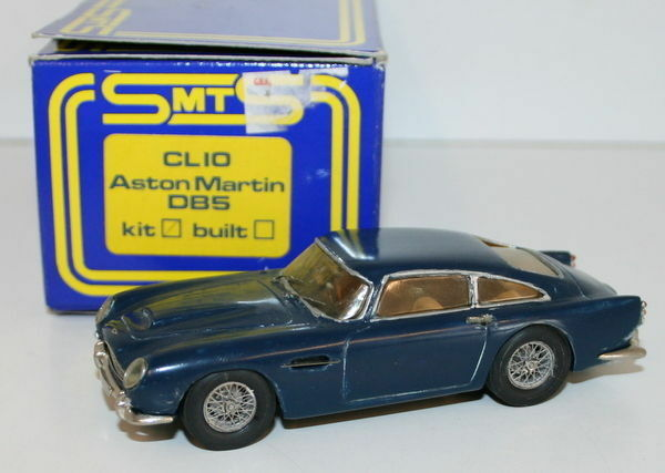SMTS 1 43 scale - CL10 - Aston Martin Db5 - blu