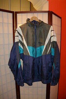 Adidas Shell Track Jacket Vintage Con Xl Lao P.d.r-mostra Il Titolo Originale