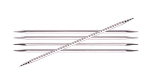 KnitPro Nova cubics aguja juego 15 CM strumpfnadel 2,00-8,00mm agujas