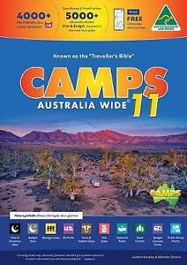 Camps Australia Wide 11 A4 by Heatley & Michelle Gilmore (2021)