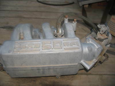 Ford Shelby Truck >> Ford HO 302 5.0 Upper EFI Intake Manifold Mustang Truck 86 ...