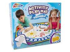 WASHABLE ACTIVITY PLAY MAT GRAFIX DOODLE COLOUR CREATE XMAS GIFT
