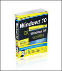 Windows 10 for Dummies Book+online Videos Bundle by Andy Rathbone (Paperback, 2015)