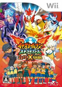 Inazuma Eleven Strikers 2012 Xtreme Japan Import Nintendo Wii 4571237660313 Ebay