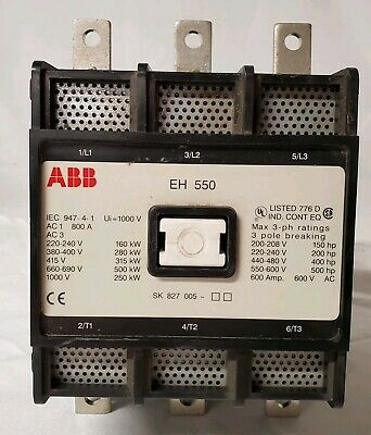 Square D // Schneider Electric 1 YEAR WARRANTY FGA34030 Molded Case