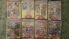 Sega Mega Drive 16 bit Game Cartridges English Russian Several Games In