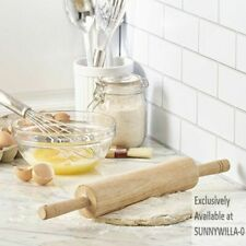 Farberware Classic Wood Rolling Pin For Sale Online Ebay