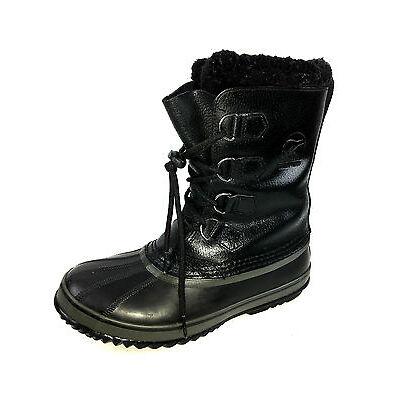 Sorel 1439-010  Waterproof Winter Snow Boots Size 9 USA.Eur 42