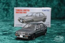 [TOMICA LIMITED VINTAGE NEO LV-N136a 1/64] LANCIA DELTA HF INTEGRALE (Gray)