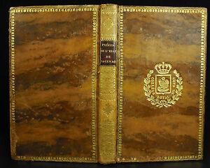 1828 Histoire Du Moyen Age Par M Des Michels Collège Royal De Caen