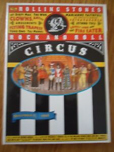 DVD-The-Rolling-Stones-Rock-And-Roll-Circus-Diciembre-1968-Digipack