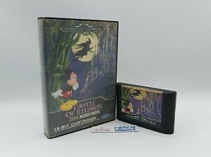 Castle of Illusion starring Mickey Mouse / SEGA Megadrive / PAL / EUR