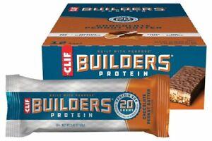 Clif-Bar-Builders-Protein-Bar-Choc-PB-12x68g