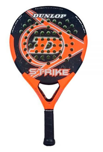 Dunlop-Pala-de-padel-strike-orange