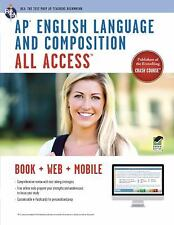 AP English Language & Composition All Access Book + Online + Mobile Advanced Pl