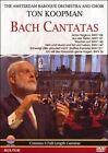 Bach Cantatas [DVD Video] (DVD, Jun-2007, Kultur)