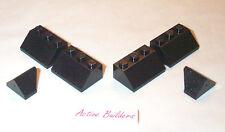 Lego Black 45-Degree Slopes 4954 House Roof