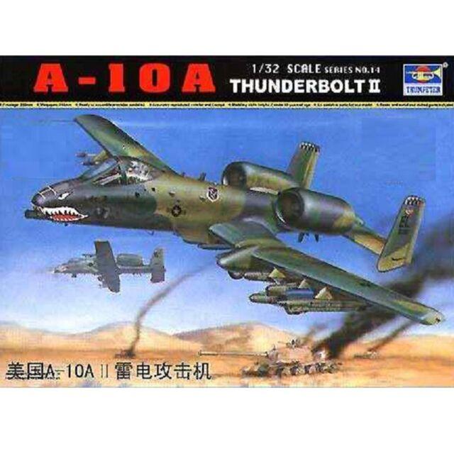 Trumpeter 1/32 02214 A10A Thunderbolt II Model Kit