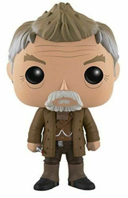 "DAMAGED BOX DOCTOR WHO WAR DOCTOR 3.75/"" VINYL POP FIGURE FUNKO BRAND NEW  358"