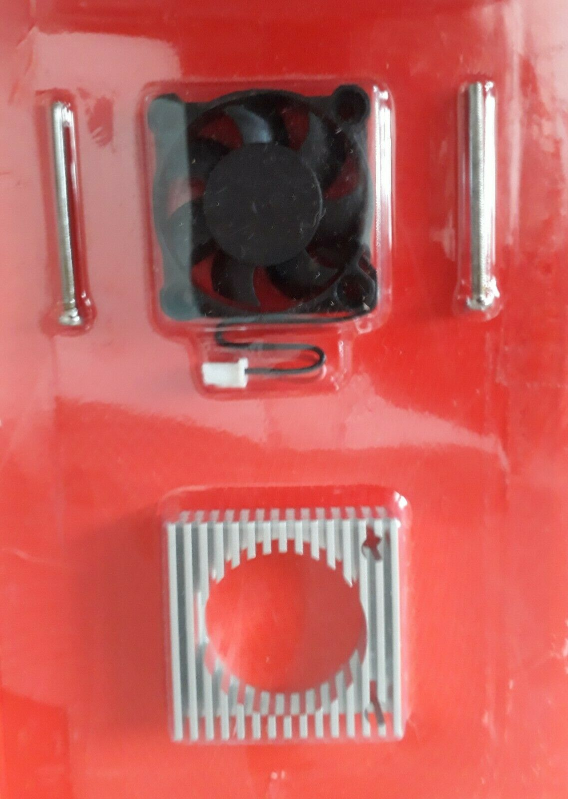 Eaglemoss 3d Create And Print Issue 69 Print head cooling fan Vector V3