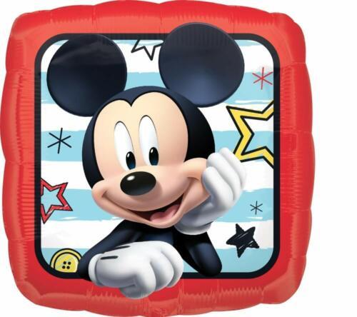 "Mickey Mouse Party Supplies 3rd Birthday 52/"" Airwalker Balloon Bouquet Decora..."