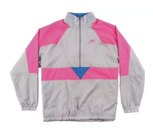 gris Sz Vaporwave Xxl Packable Sportswear Nike Woven 012 chaqueta Aj2299 Nsw rosa A7qROO
