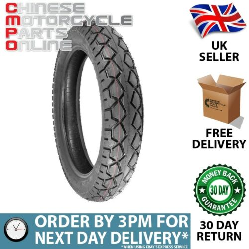 Motorcycle Rear Tyre 130//90-15 66P Tubeless RTS1409016K