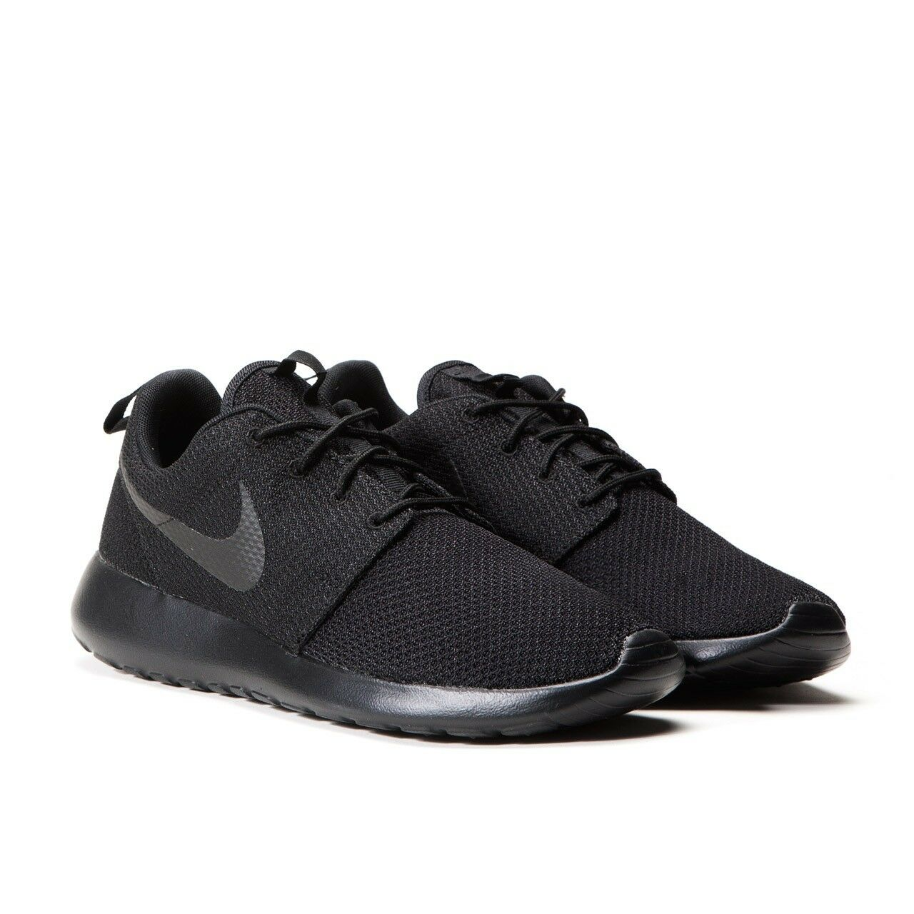 511881-026 Nike Roshe One 1 courir Roshecourir chaussures Triple noir fonctionnement Trainers chaussures Roshecourir DS 85aa94