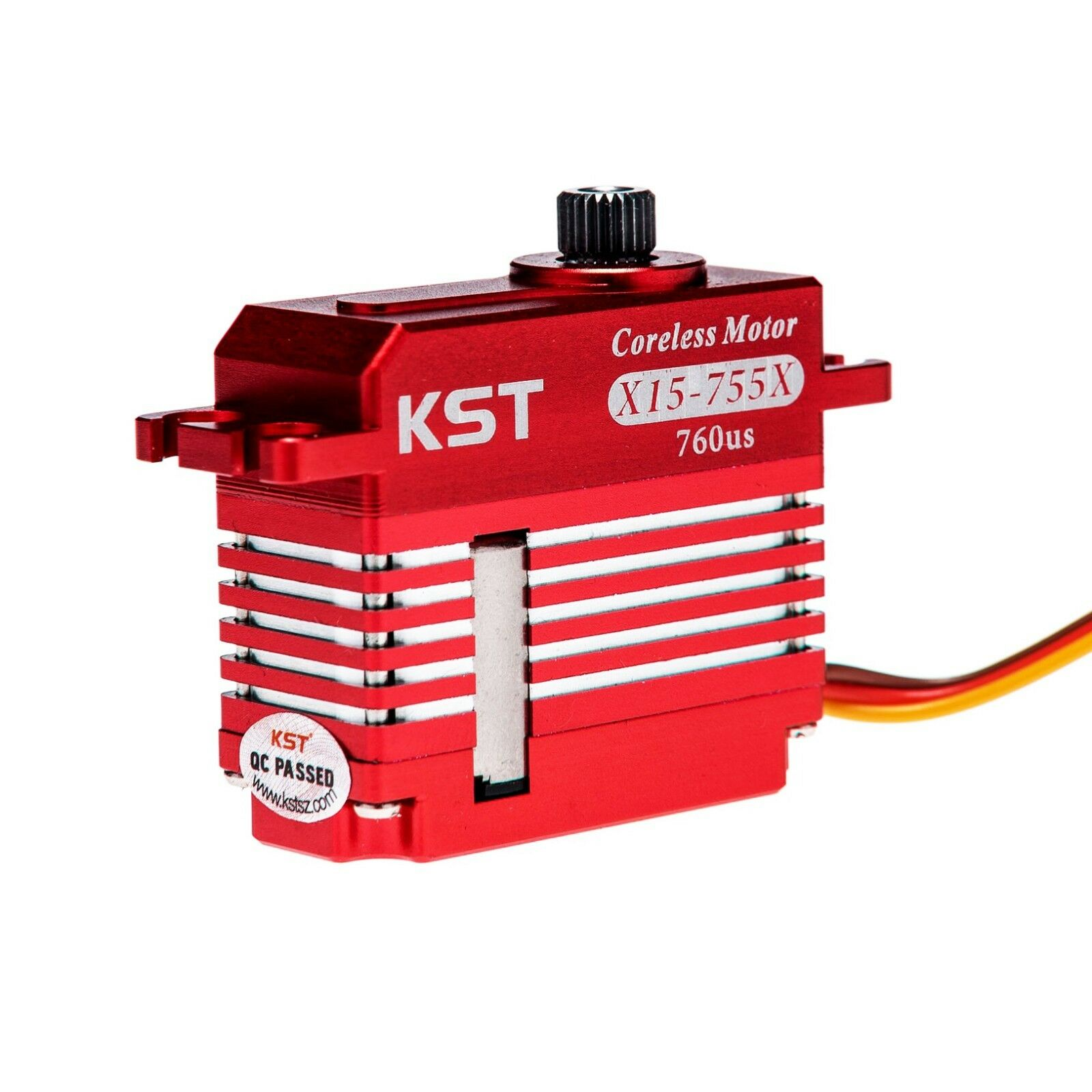 Kst x15-755x hubschrauber schwanz mini - digital - metal gear -
