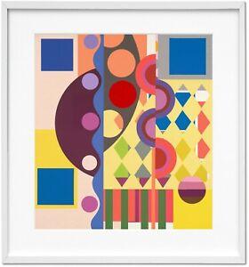 BEATRIZ MILHAZES 'Mango and Passion Fruit...' SIGNED Ltd Ed Silkscreen Print NEW
