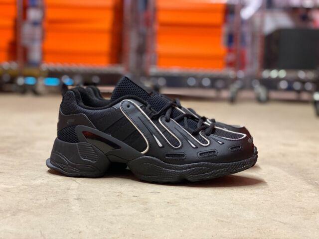 Adidas Originals EQT Gazelle Mens Shoes Core Black/White (EE7745) NEW Multi Size
