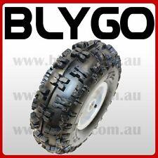 "3.50 / 4.10 - 4"" Inch Wheel Rim + Tyre Tire 49cc Mini Quad Dirt Bike ATV Buggy"