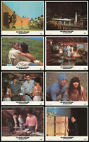 You Only Live Twice (1967) Original Set Of 8 Lobby Cards Reissued In 1984