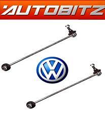 FITS VW PASSAT 2005> FRONT STABILISER LINK BARS X2 O.E.QUALITY