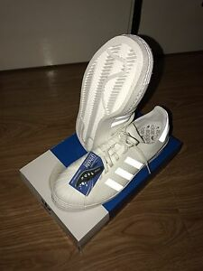 Adidas-Superstar-Primeknit-Whiteout-Brand-New-US-9-5-UK-9-Yeezy-NMD
