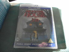 MONSTER HOUSE 3D BLU RAY PROMO - BRAND NEW SEALED