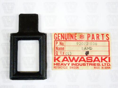 Kawasaki NOS NEW 92072-036 Fuel Tank Band F11 G4 KD KM KT KV MC1 G4TR 1970-87