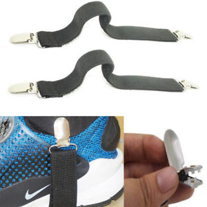 US Motorcycle Stirrup Pant Clips Leg Boot Elastic Adjustable Straps Comfortable