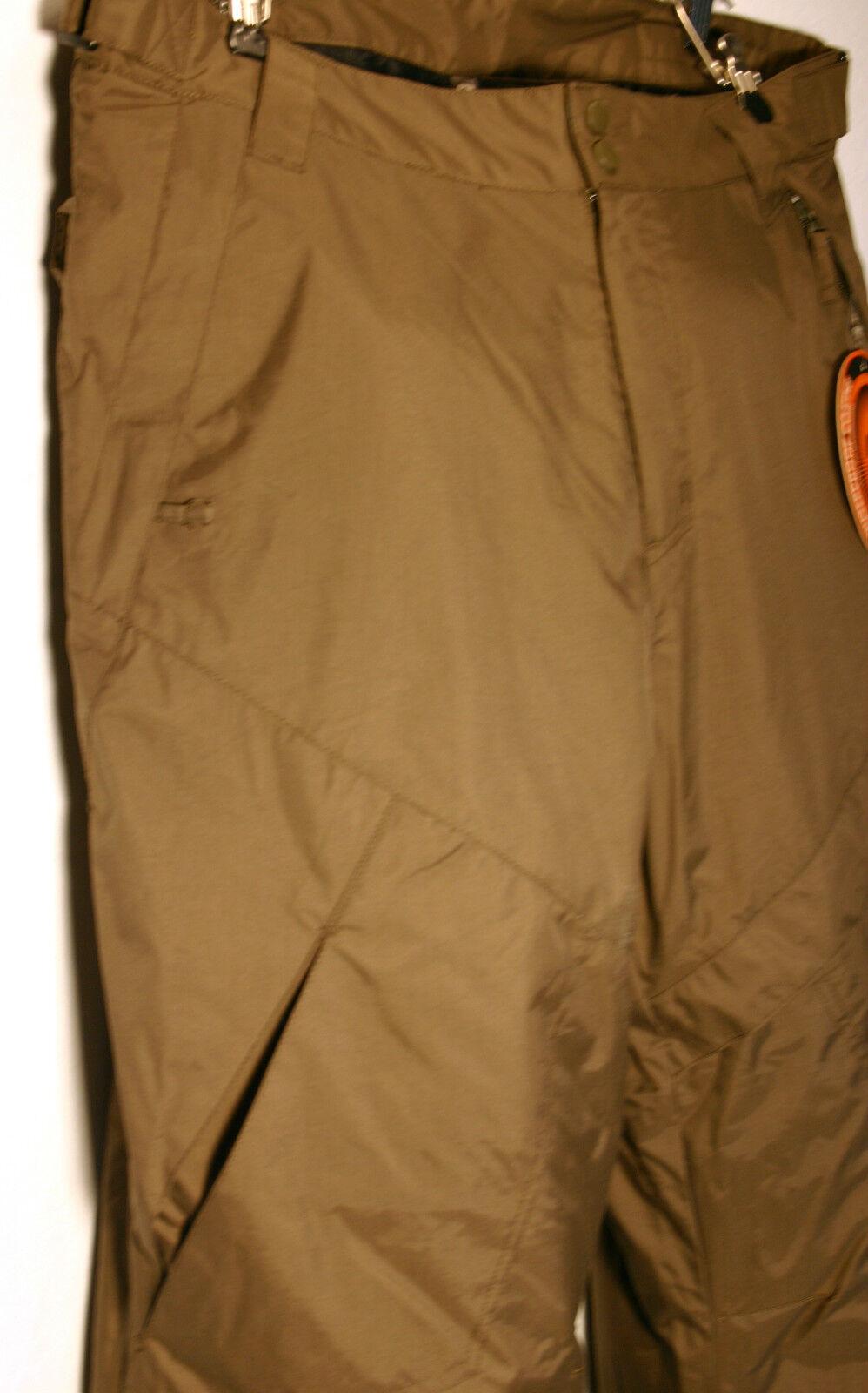 Billabong Billabong Billabong CAT Boardhose Snowboardhose Skihose Boardpant Herren NEU XL Oliv 3862ea