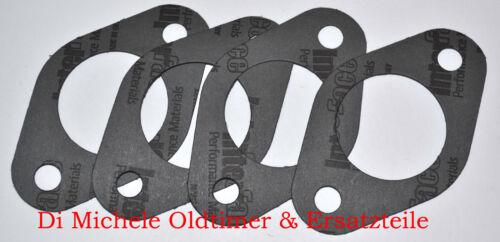 Dichtung gasket Fußdichtung 36-40  PDSI Solex Vergaser 1-4 Stück