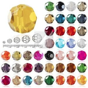 150pcs-DIY-Crystal-Round-Beads-Facted-Beads-fit-Jewelry-Making-3mm